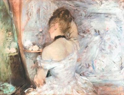 Peintre- Berthe Morisot