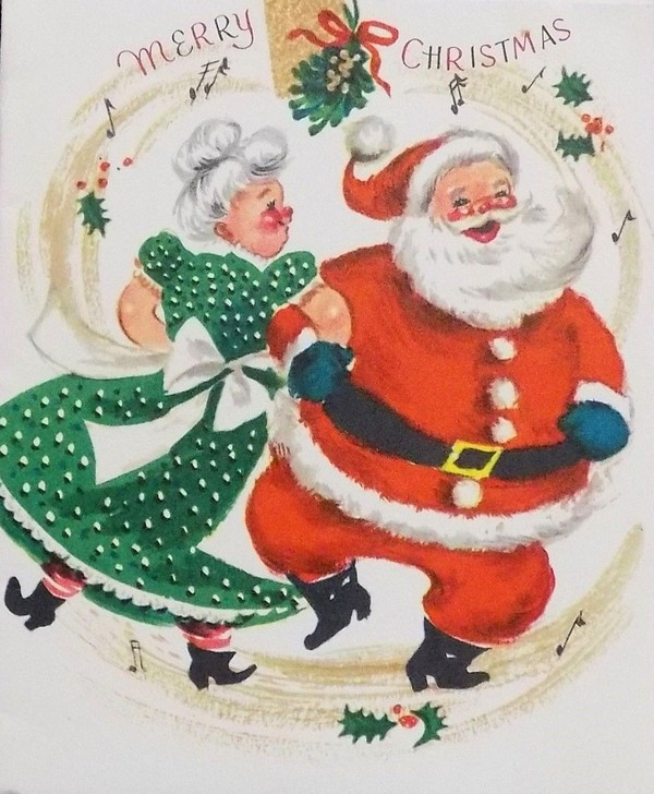 Pere Et Mere Noel
