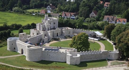 Le château d'Hardelot 13c5ec64