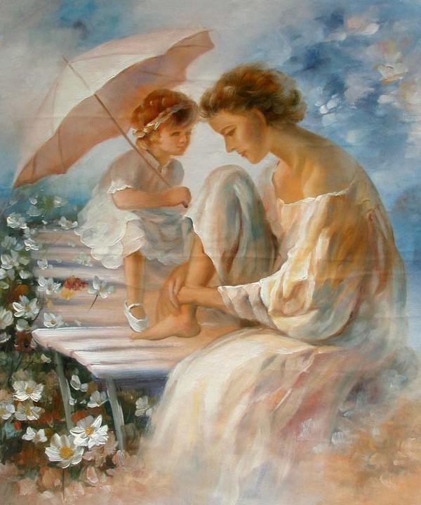 Belles images et peintures page 6 for Peindre facilement