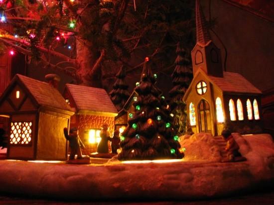 Poésie de Noël-À Noël Temps