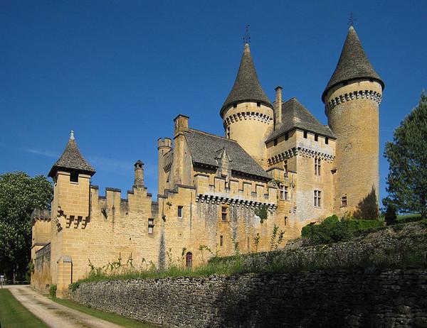 Le château de Puymartin 1d757475