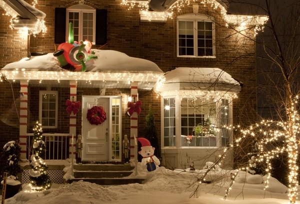 Les images de Noël (Paysages et illustrations féeriques) 1f57ac58