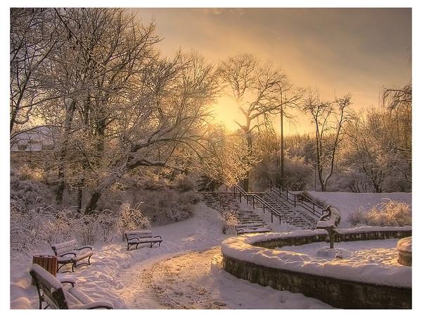 Les images de Noël (Paysages et illustrations féeriques) 2055d056