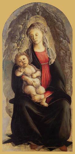 Peintre célèbre - Botticelli