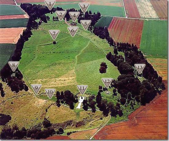 Beaumont-Hamel- 1ére guerre mondiale ,bataille de la Somme