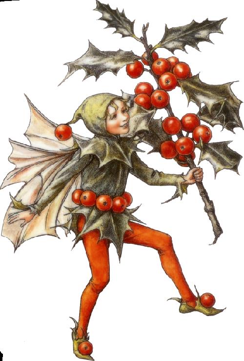 Fée et Elfe enfant