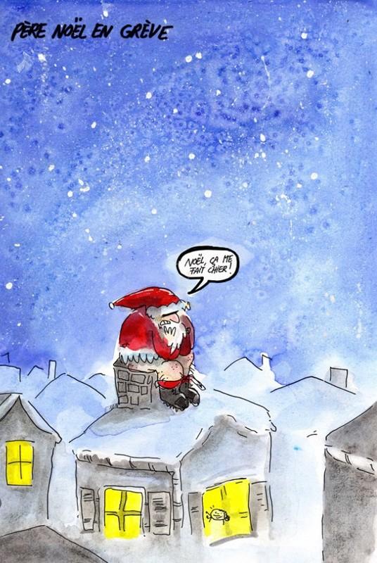 Humour festif (Dessins & blagues imagés)  3992bb43
