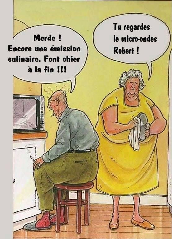 Papy et mamie - Humour 3fdd313f