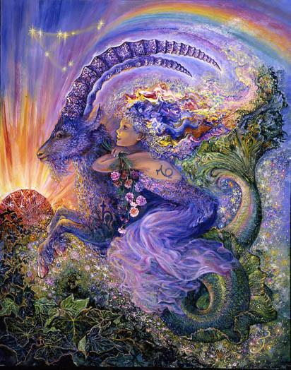 Signe du zodiac de Joséphine Wall