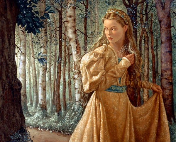 Peintures de Ruth Sanderson