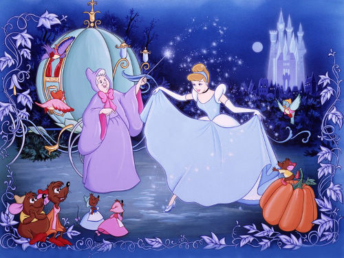 Cendrillon(Disney)