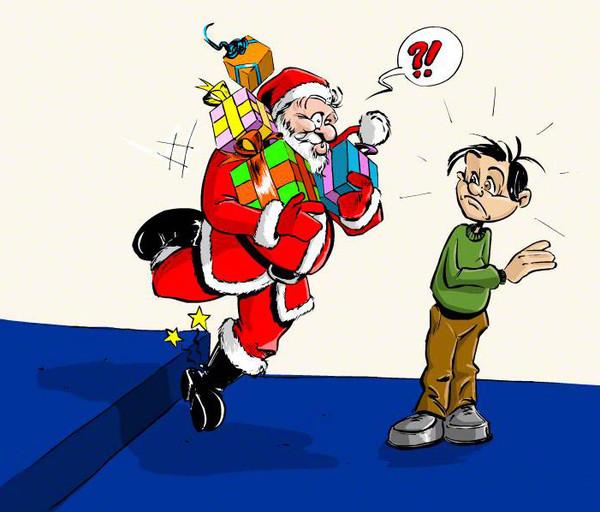 Humour festif (Dessins & blagues imagés)  49db67a7