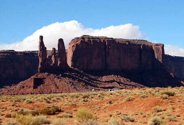 Monument Valley Vallee Des Monuments