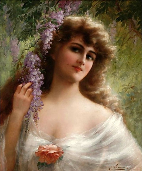 Peintre célèbre-Emile Vernon