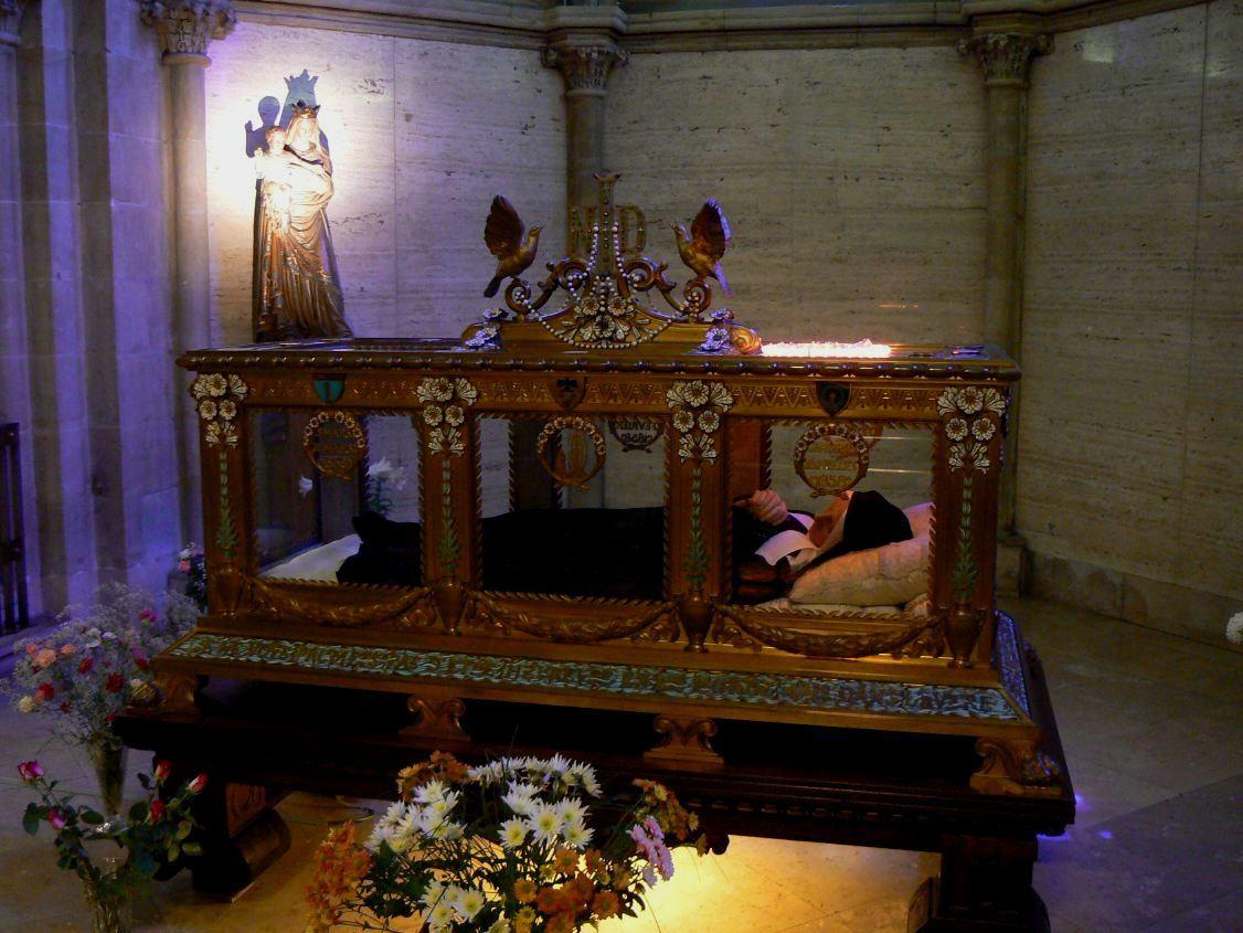 cercueil bernadette soubirous