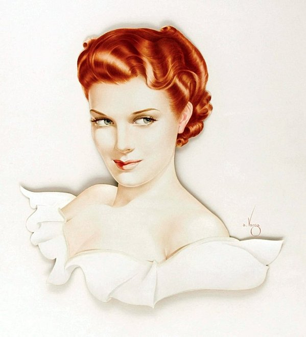 Pin up annees 50 60 page 16 - Pin up annee 40 ...