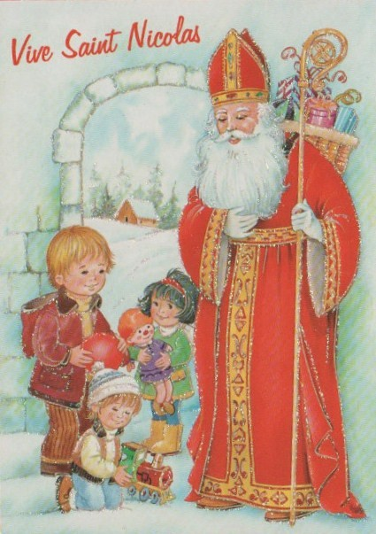 Cartes saint nicolas page 10 - Image de saint nicolas a imprimer ...