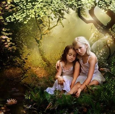 Fées et Elfes enfants