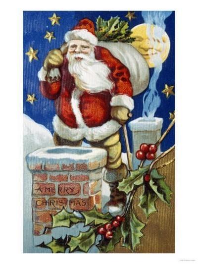 Poesie-Le Noël de pére Noël