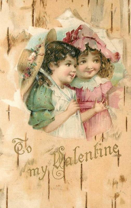 Cartes anciennes saint valentin page 5 - Carte de saint valentin ...