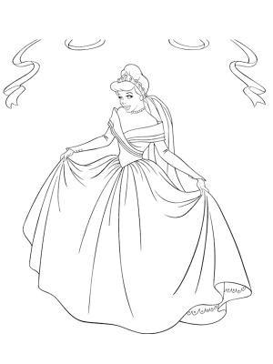 Conte de grimm cendrillon - Image de princesse ...
