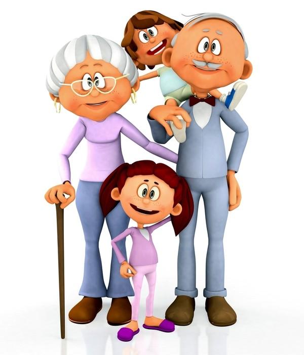 grandparents clipart pictures - photo #42