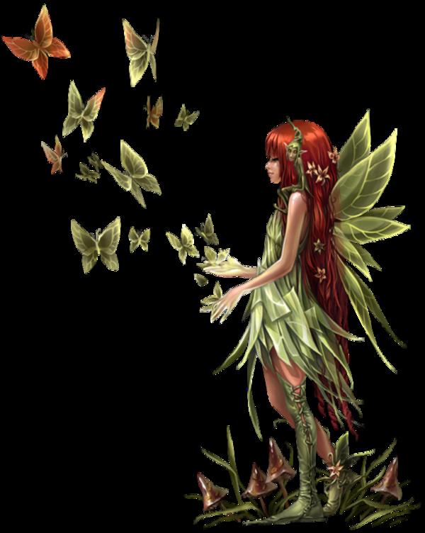 Images fees et elfes page 8 - Dessin elfes et fees ...