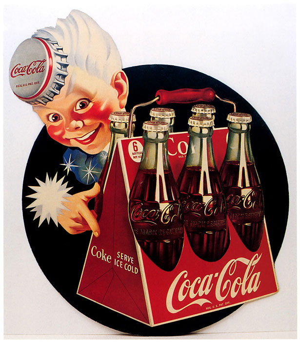 affiches anciennes eau soda coca cola page 4. Black Bedroom Furniture Sets. Home Design Ideas