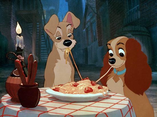 Belle et le clochard (Disney)