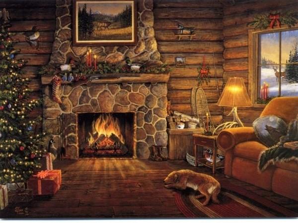 Conte de Noël -Les araignées de Noel