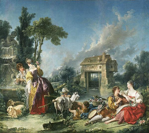Peintre celebre francois boucher page 3 for Boucher peintre
