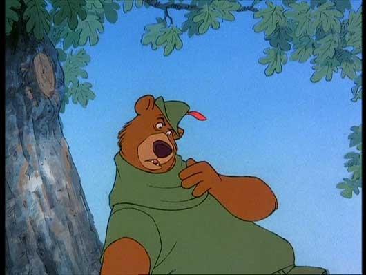 Robin des Bois(Disney) ~ Image Robin Des Bois Disney