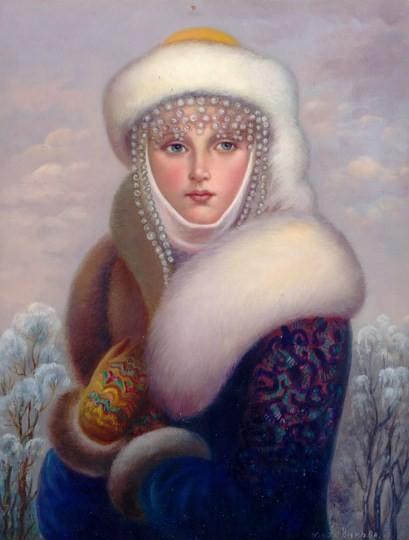 Belle image Russe