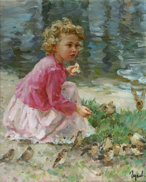 Enfants En Peinture Suite