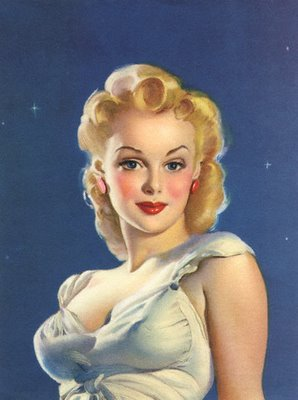 pin up annee 50 60
