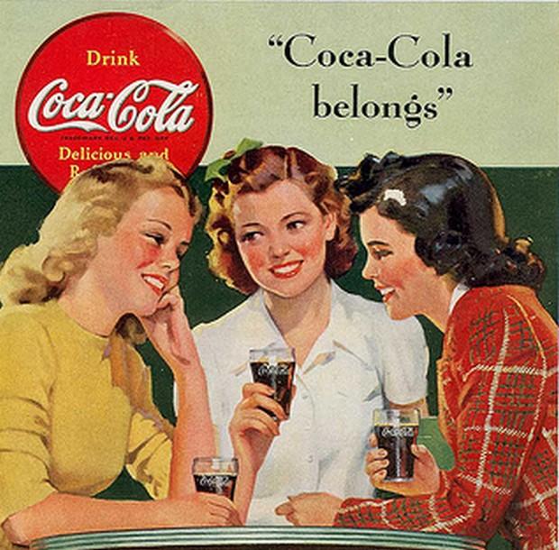 affiches anciennes eau soda coca cola page 2. Black Bedroom Furniture Sets. Home Design Ideas