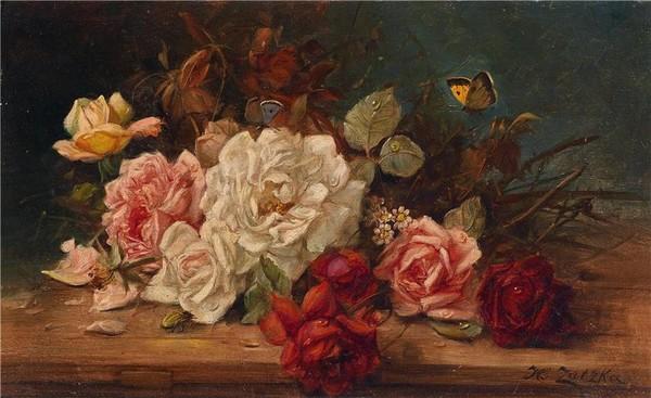 Peintures de Zatzka Hans