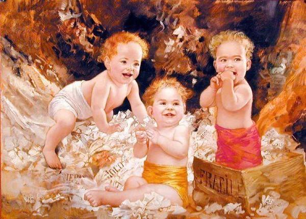 Peintre - Bruno Di Maio