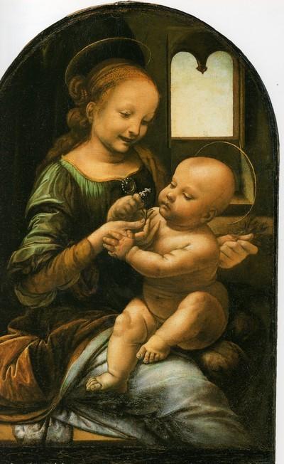 peintre celebre leonard de vinci