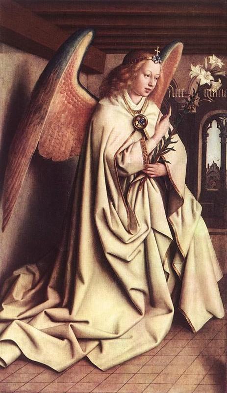 Saint Gabriel Archange dans images sacrée 853f647a