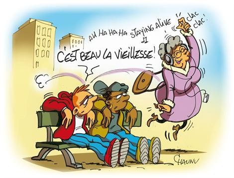 Papy et mamie - Humour 888825cd