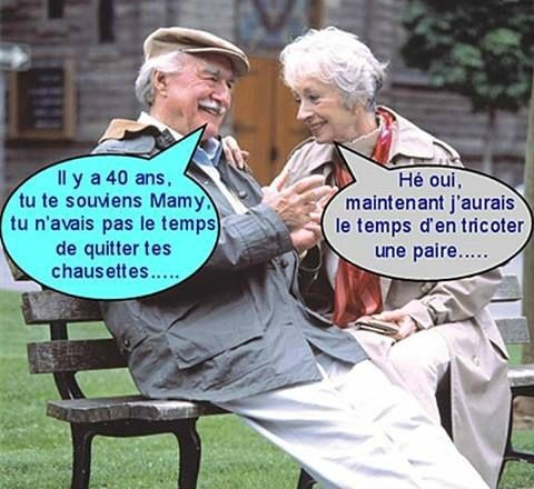 Papy et mamie - Humour 91bc53f0
