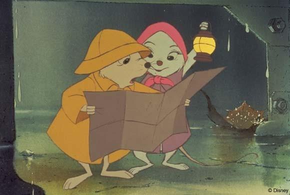 Bernard et Bianca -( Disney )