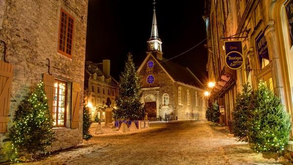 Les images de Noël (Paysages et illustrations féeriques) 9675781f