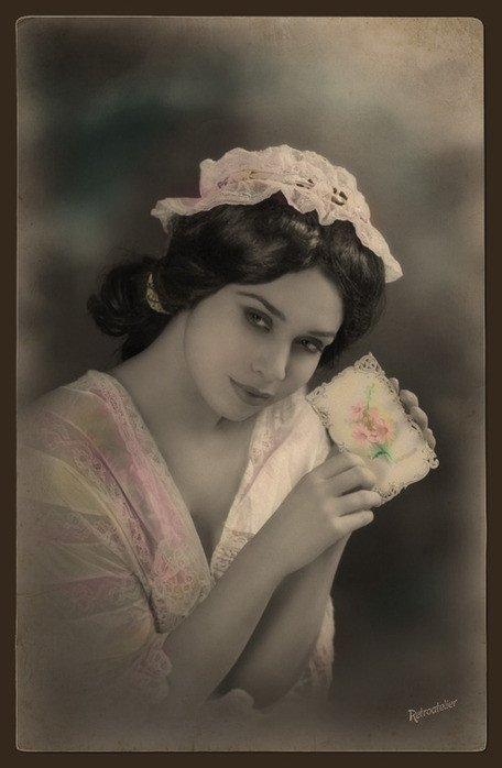 Cartes anciennes (Femmes)