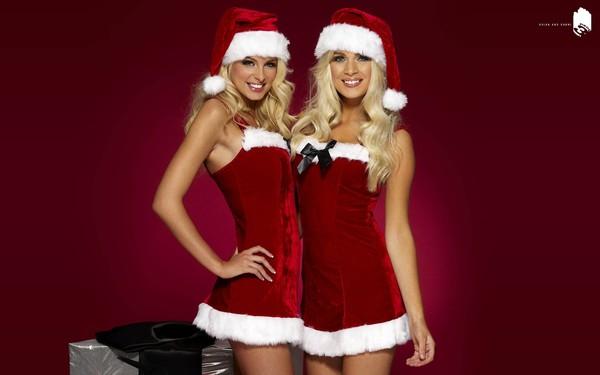 Méres Noël sexy