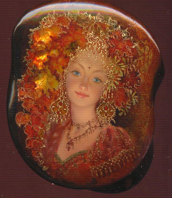 Peintures sur porcelaine