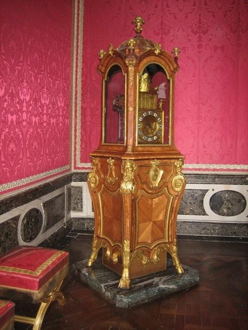 Chateau de versailles - Salle du trone versailles ...