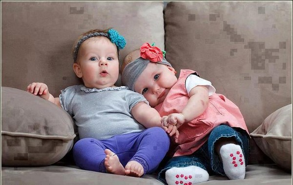 Belle image d'enfants
